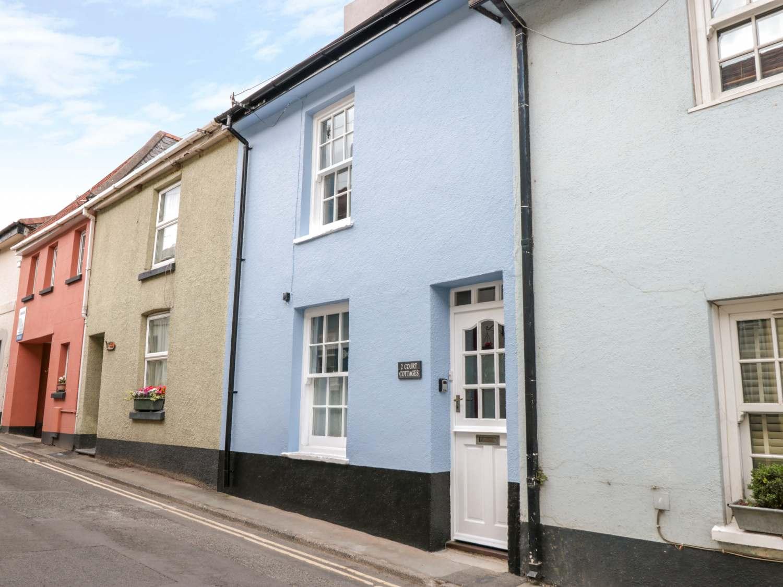 2 Court Cottages - Devon - 1006429 - photo 1