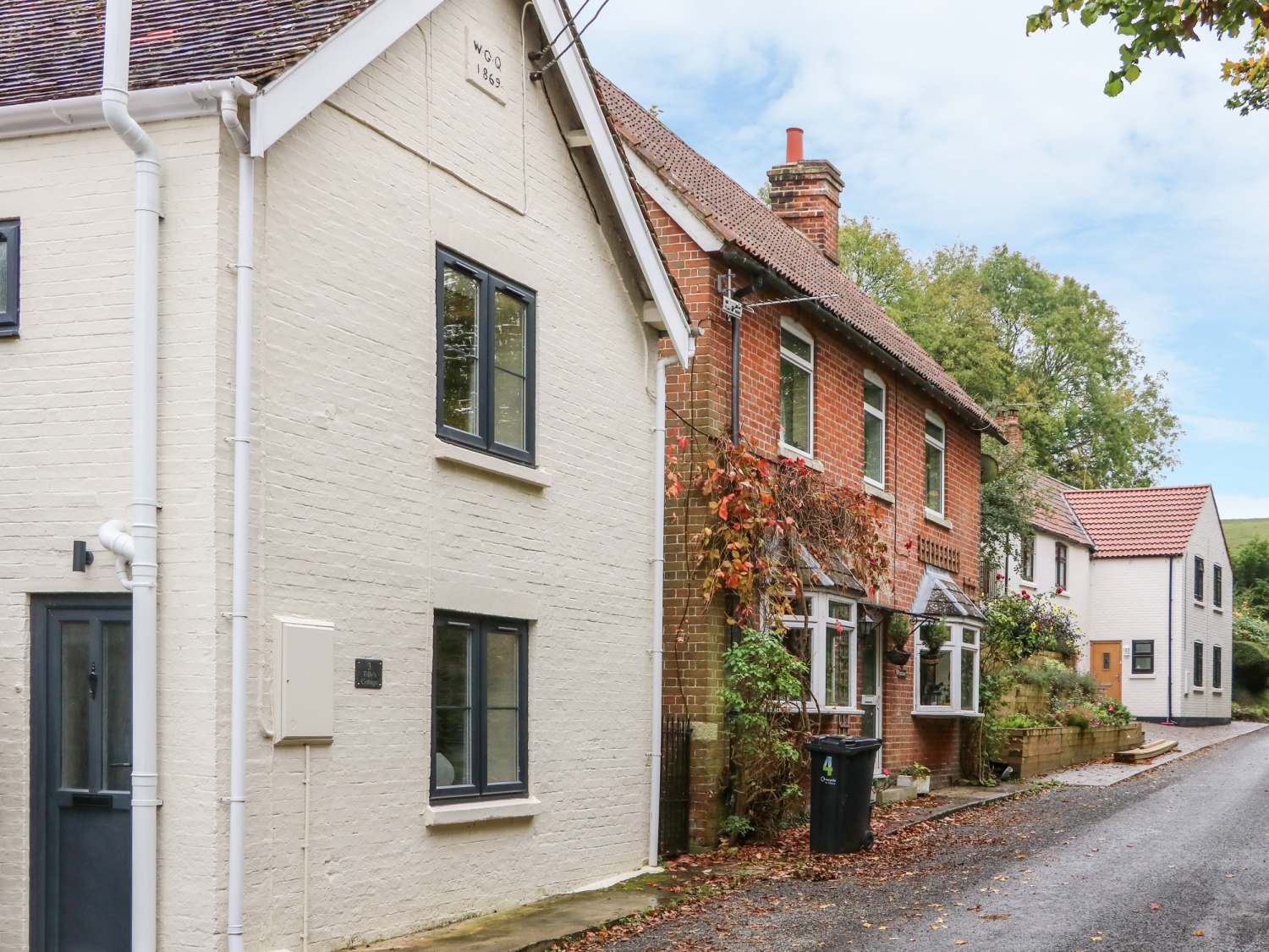 Tilly's  Cottage - Somerset & Wiltshire - 1007793 - photo 1