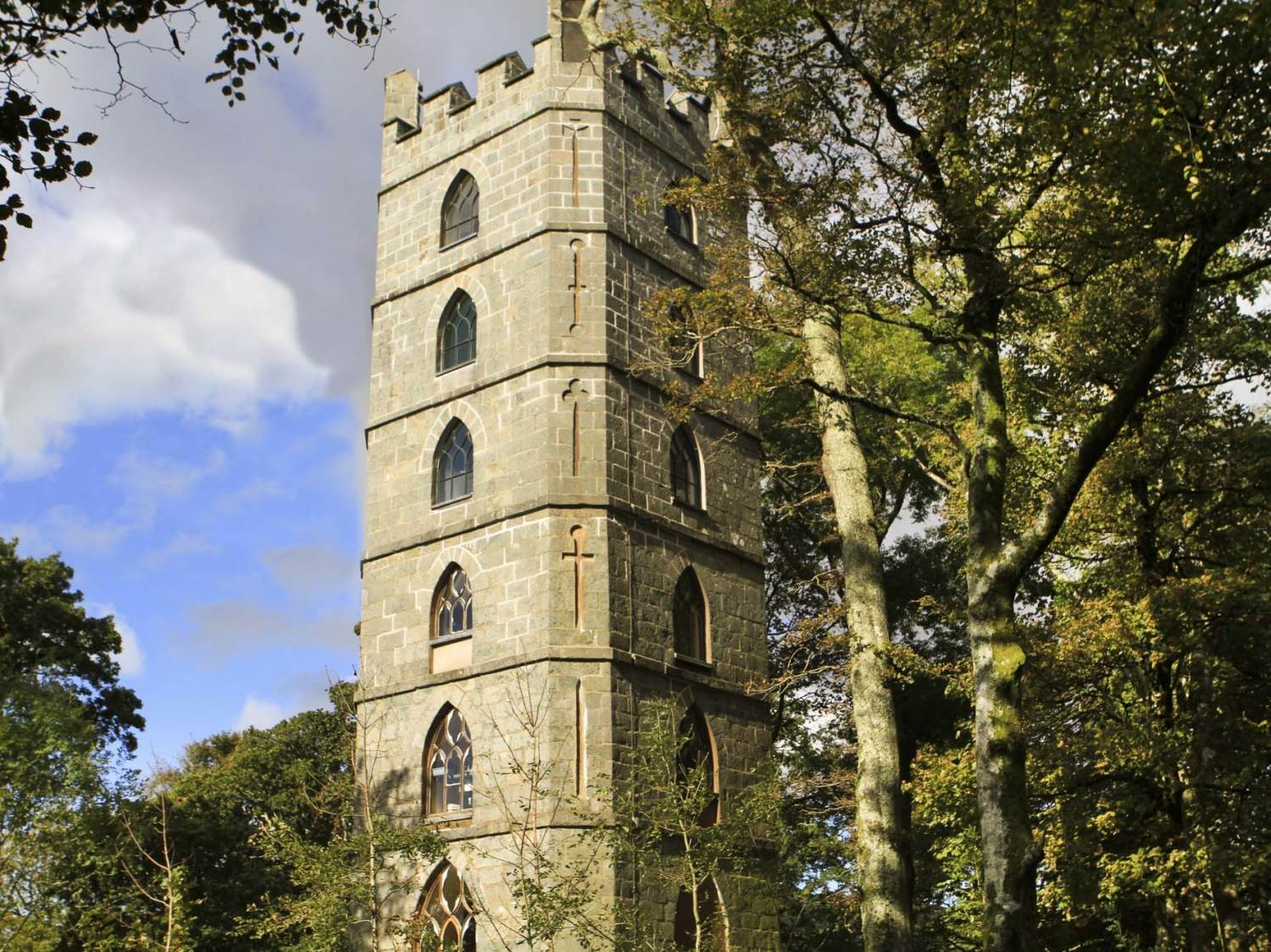 Brynkir Tower - North Wales - 1008721 - photo 1