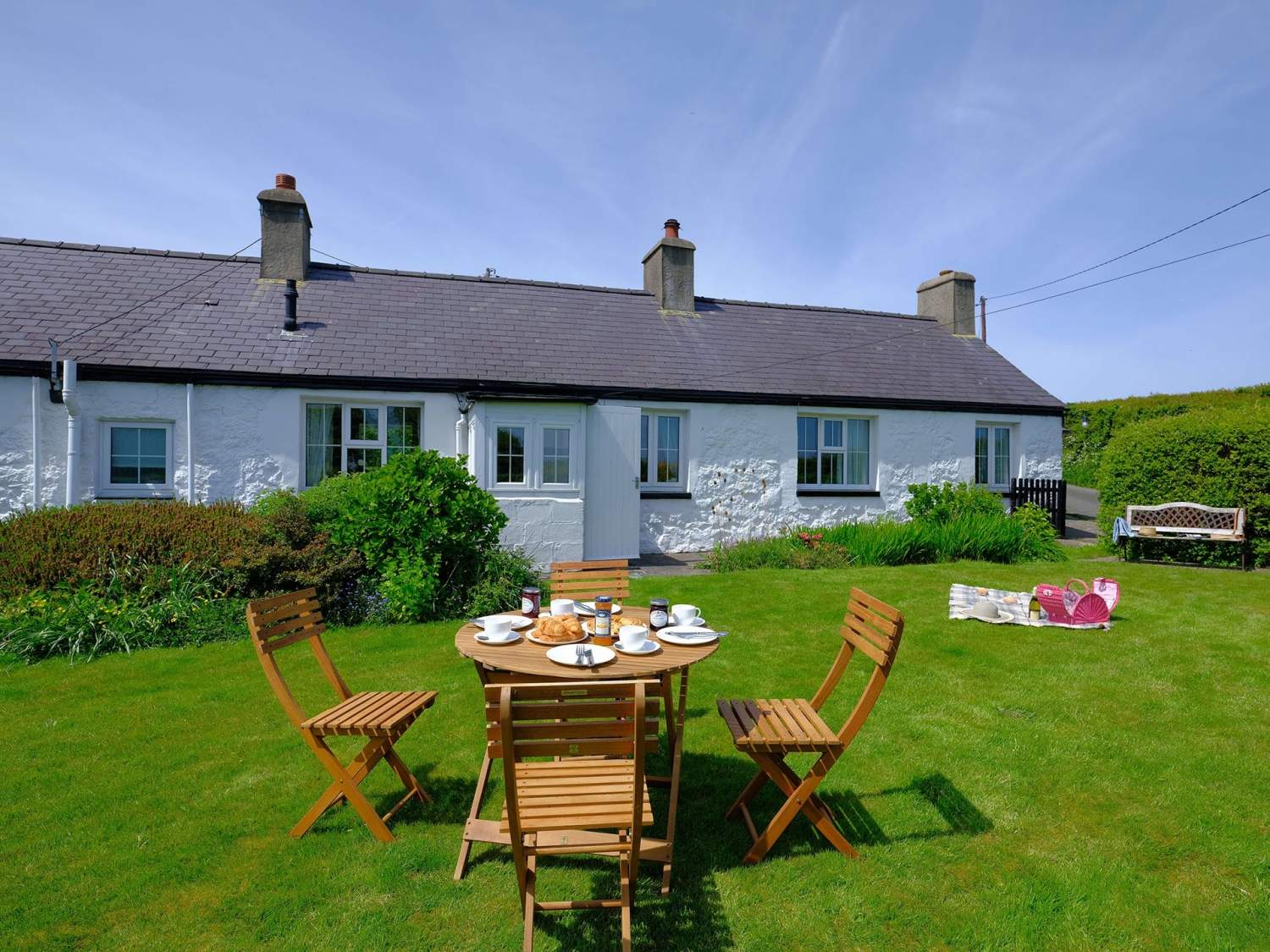 Ty Hir - Anglesey - 1009084 - photo 1