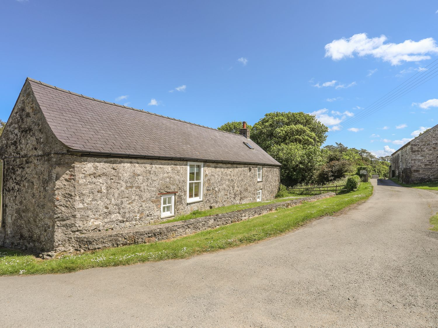 Old Parciau Cottage - Anglesey - 1012552 - photo 1
