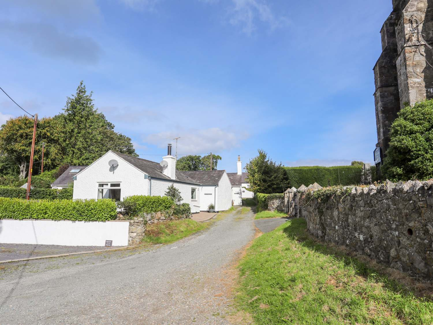 Church Gate Cottage - Anglesey - 1020652 - photo 1