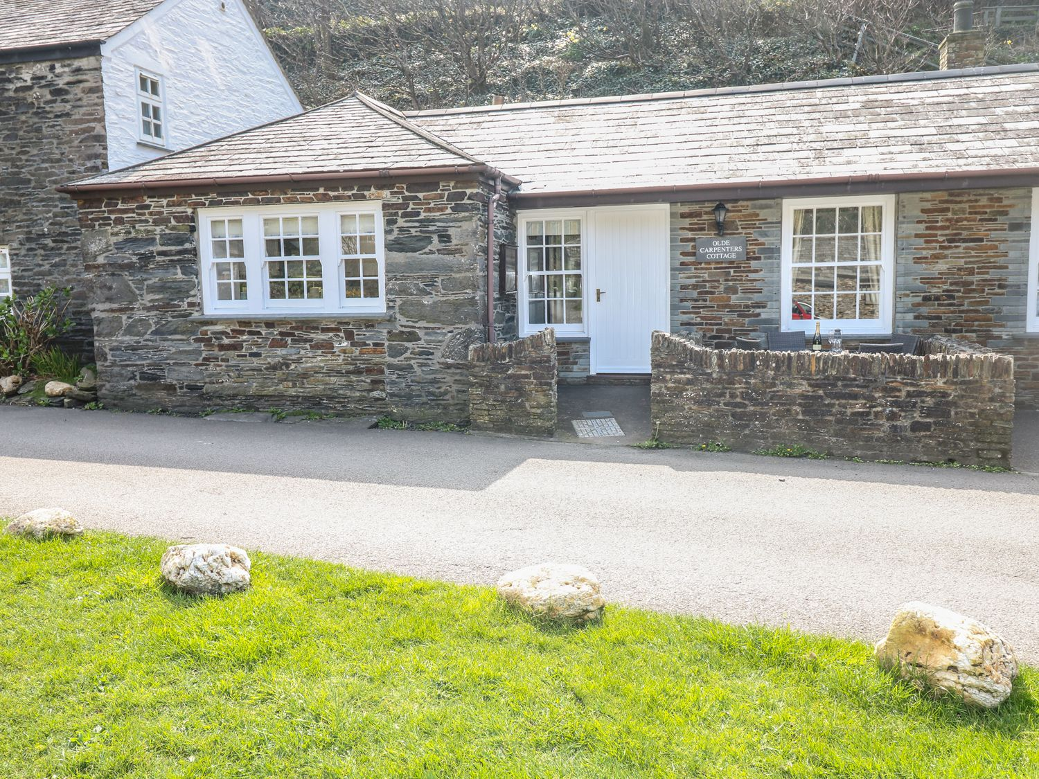 Olde Carpenters Cottage - Cornwall - 920463 - photo 1