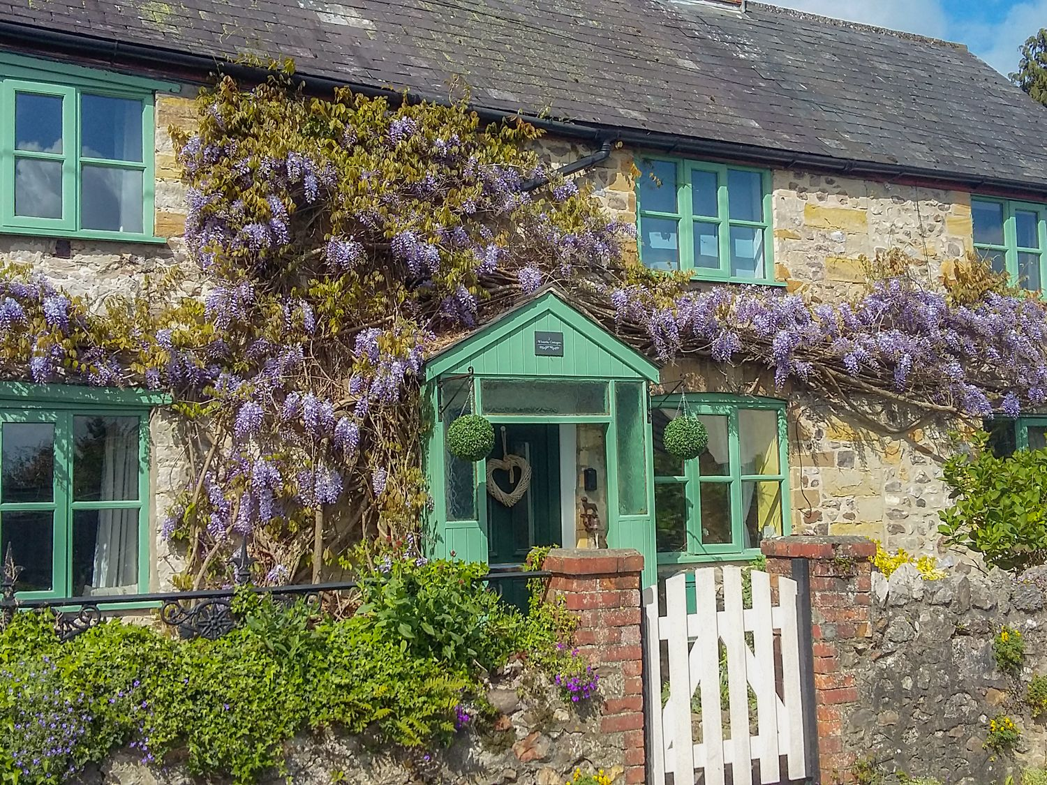 2 Wisteria Cottages - Somerset & Wiltshire - 922289 - photo 1