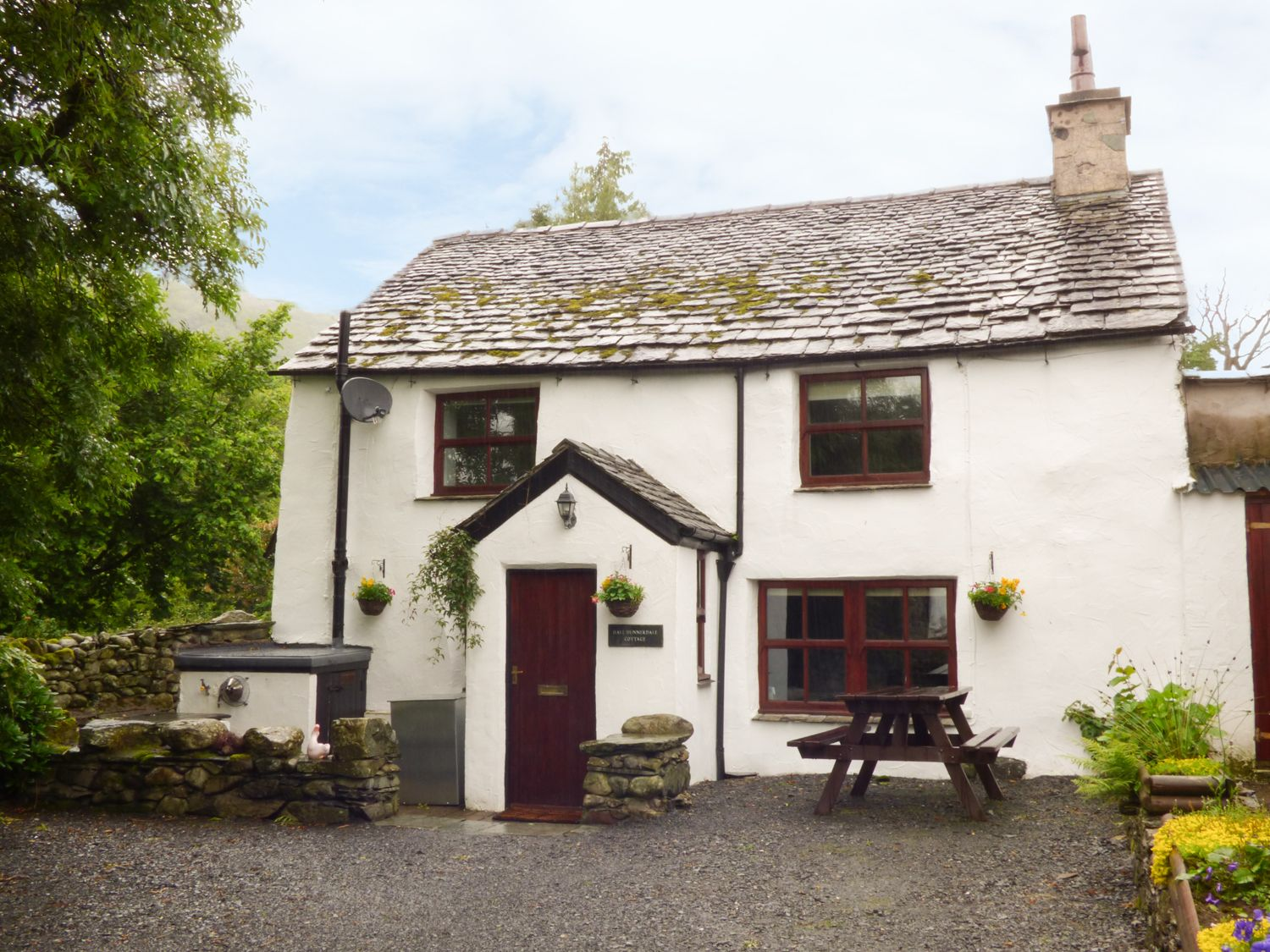 Hall Dunnerdale Cottage - Lake District - 923073 - photo 1