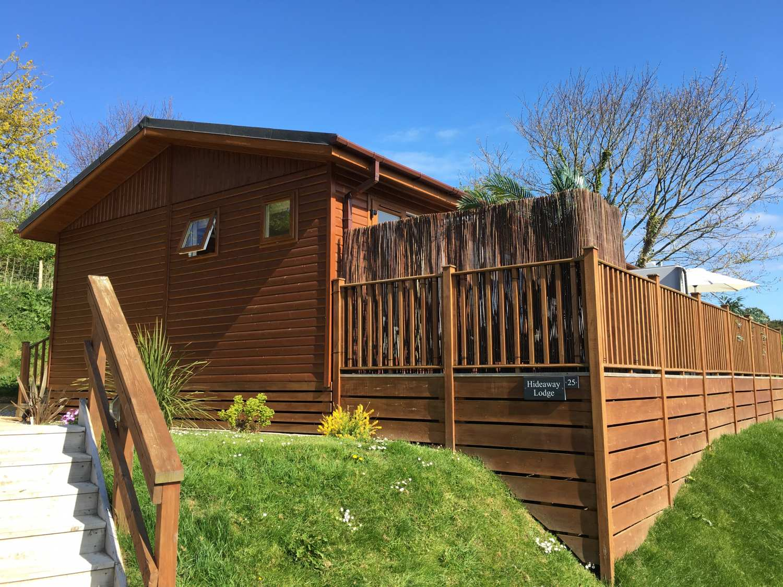 Hideaway Lodge - Cornwall - 951403 - photo 1