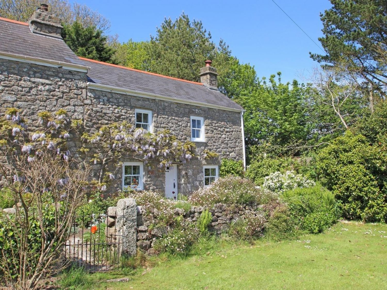Woodpecker Cottage - Cornwall - 959062 - photo 1