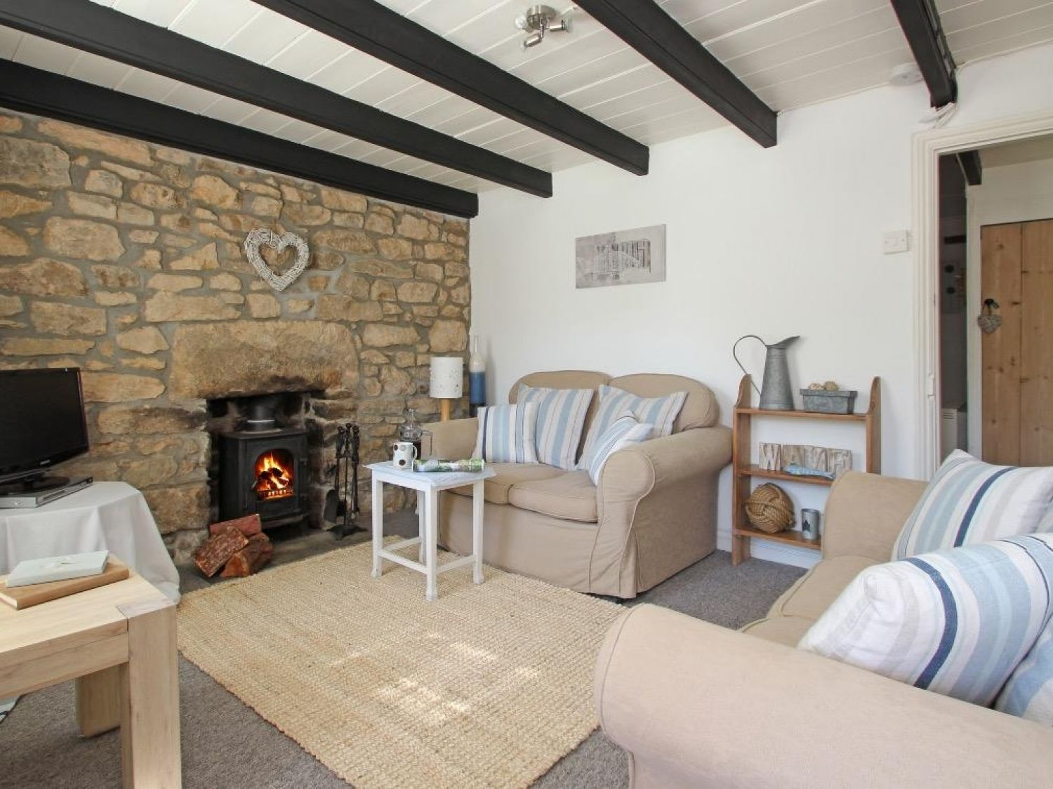 Driftwood Cottage - Cornwall - 959189 - photo 1