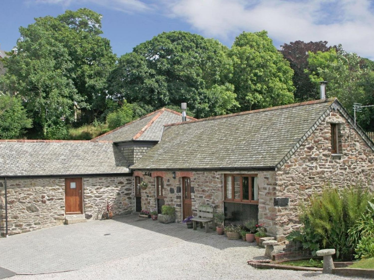 Penventinnie Barn - Cornwall - 959200 - photo 1