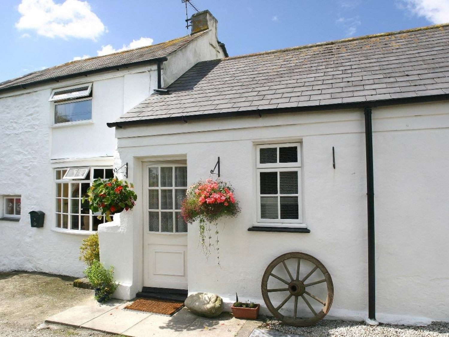 Manor Farmhouse Cottage - Cornwall - 959211 - photo 1