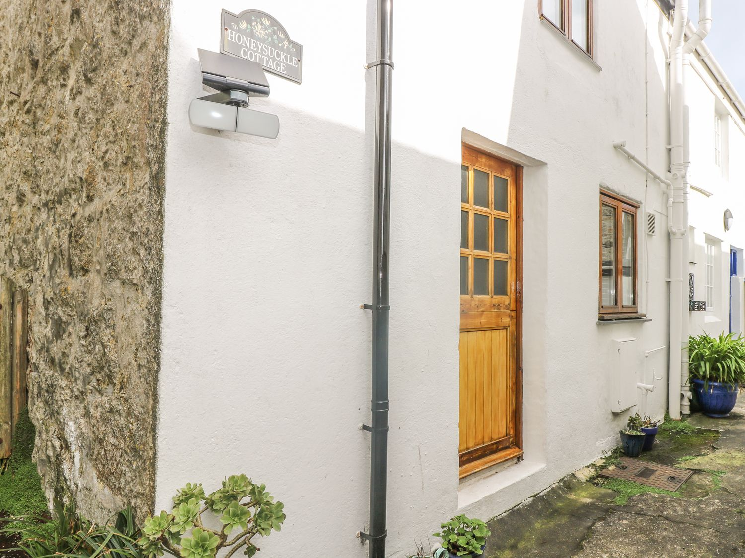 Honeysuckle Cottage - Cornwall - 959216 - photo 1