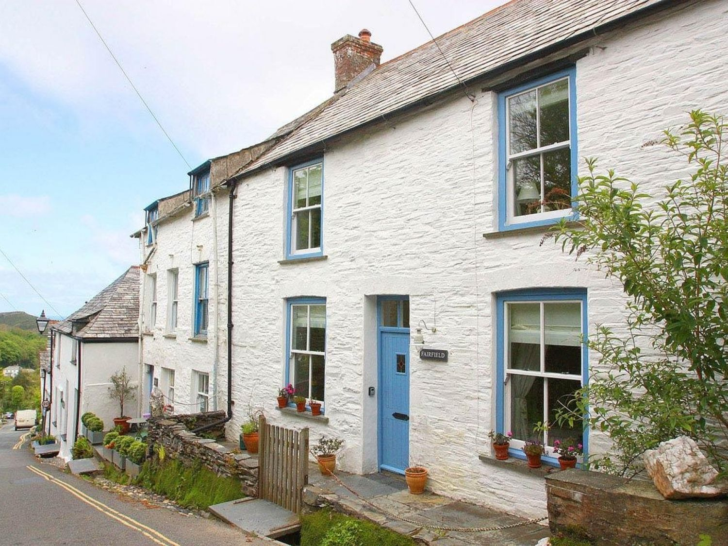 Fairfield Cottage - Cornwall - 959695 - photo 1
