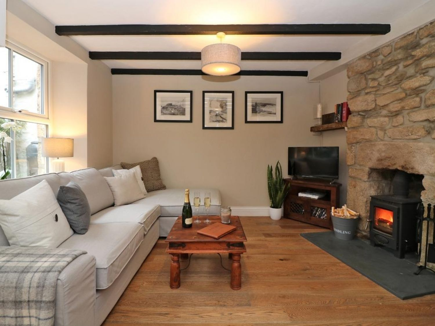 Oyster Cottage - Cornwall - 960128 - photo 1