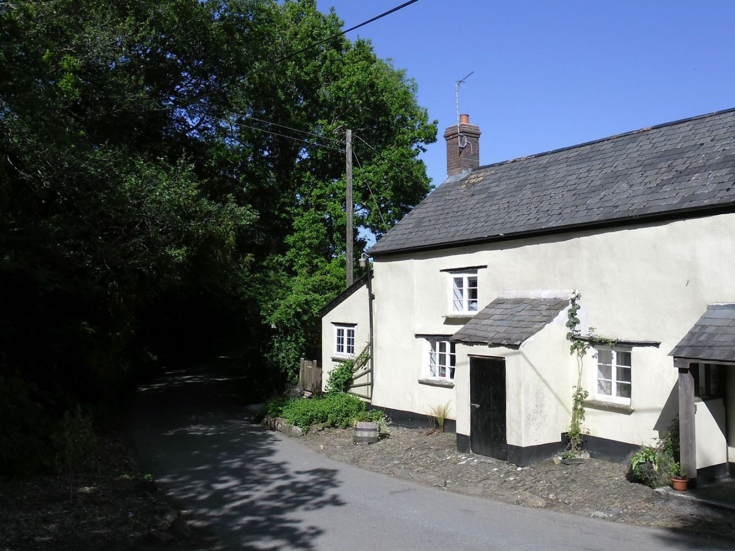 Little Week Cottage - Devon - 975833 - photo 1
