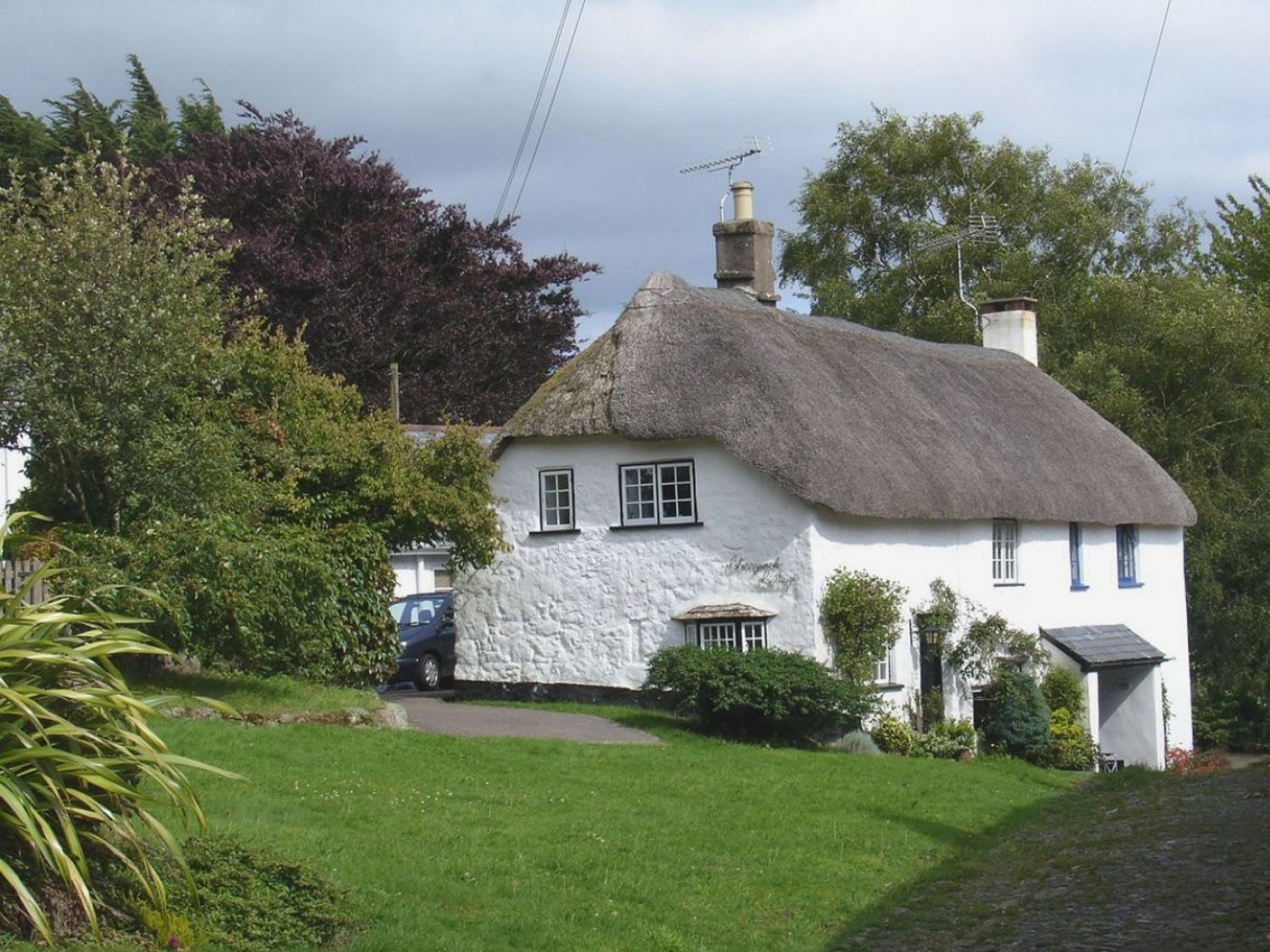 Little Gate Cottage - Devon - 975883 - photo 1