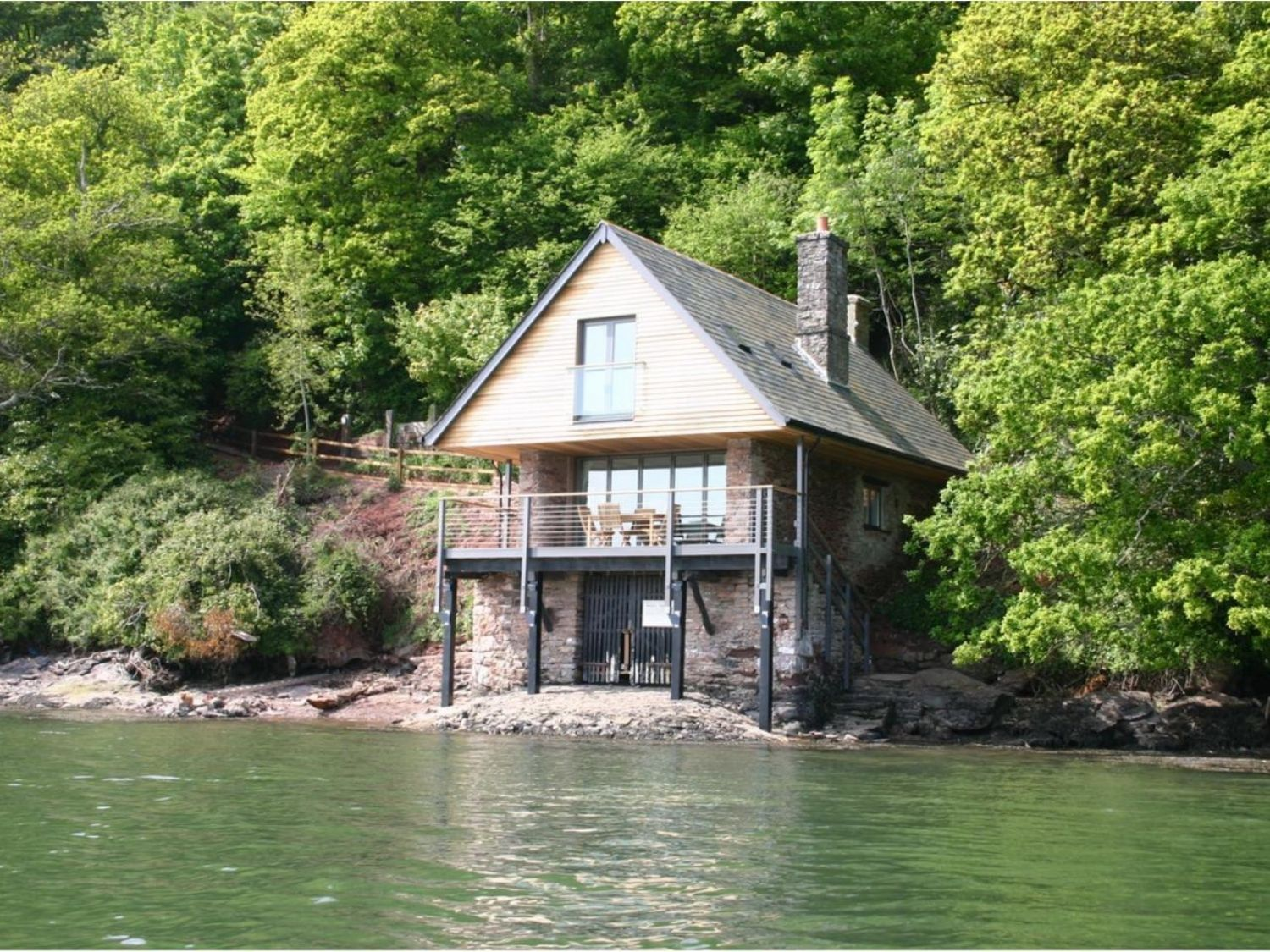 Sandridge Boathouse - Devon - 975918 - photo 1