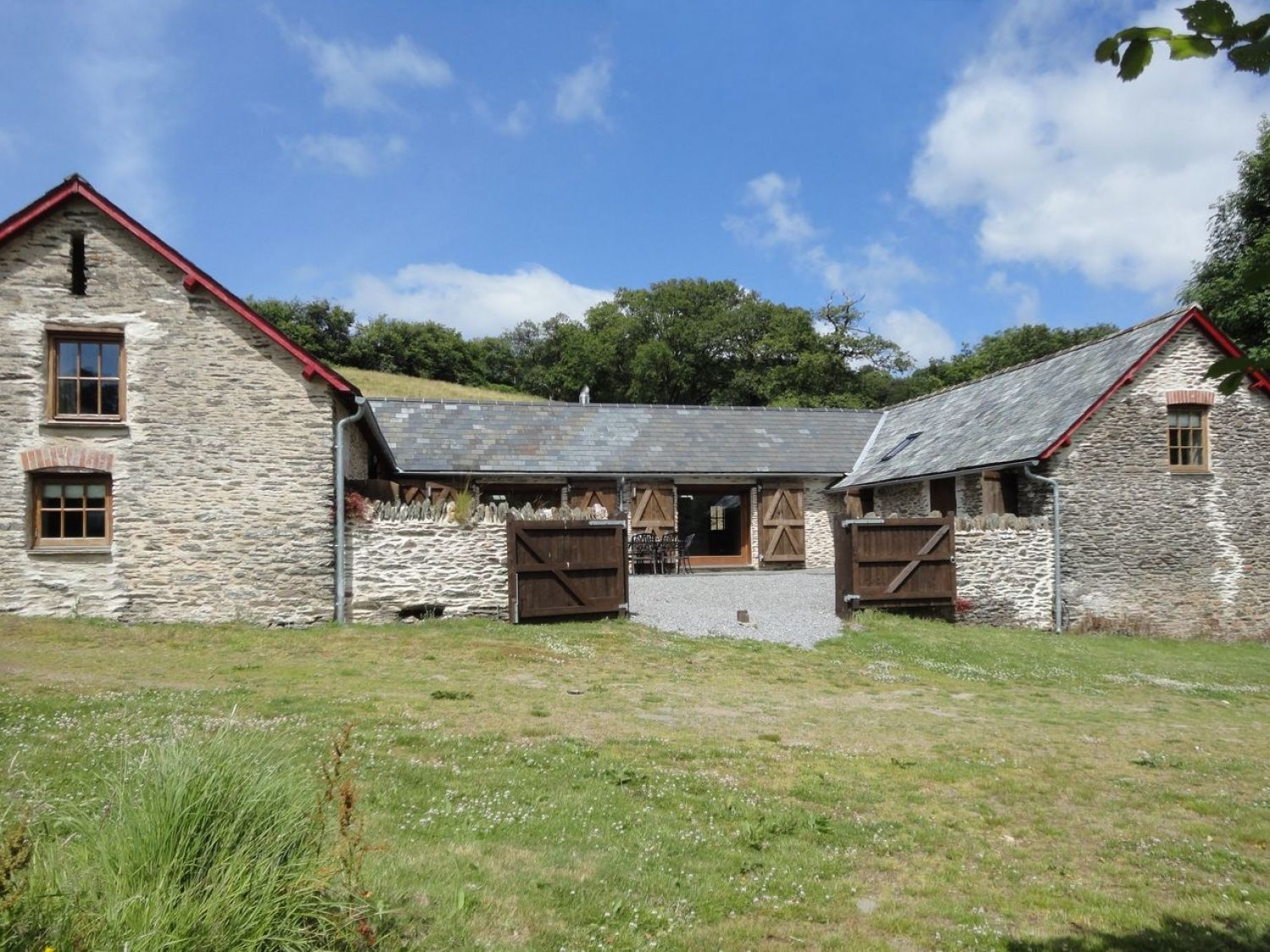 Nethercote Byre - Devon - 975976 - photo 1