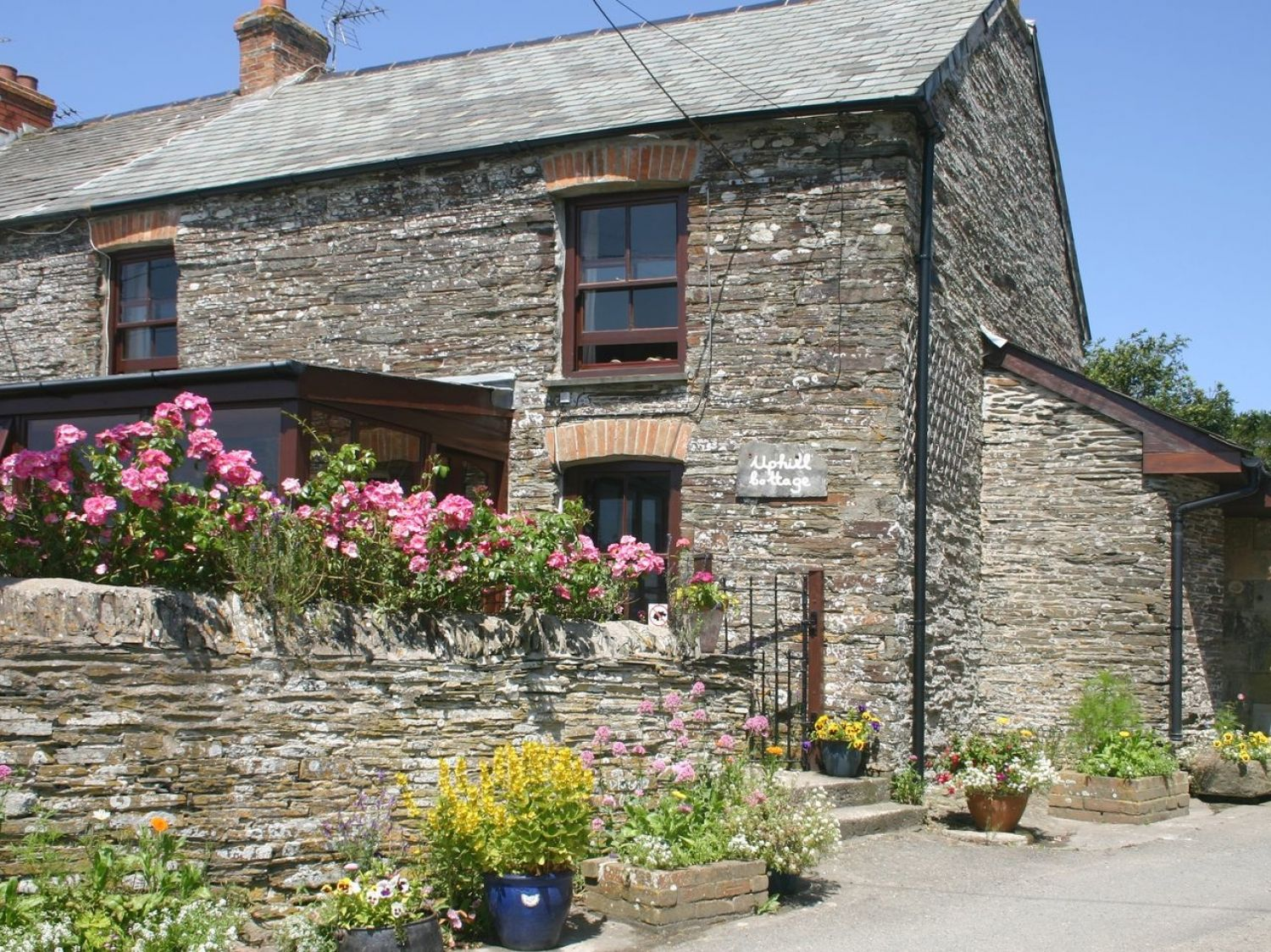 Uphill Cottage - Cornwall - 976328 - photo 1