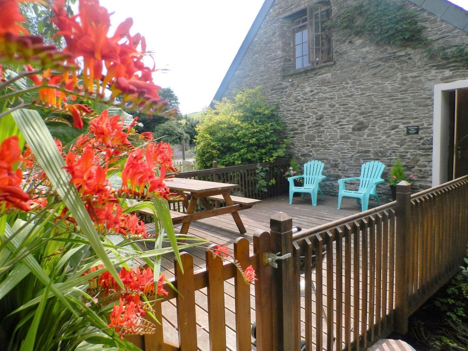 Tregonhawke Farm Apartment - Cornwall - 976400 - photo 1