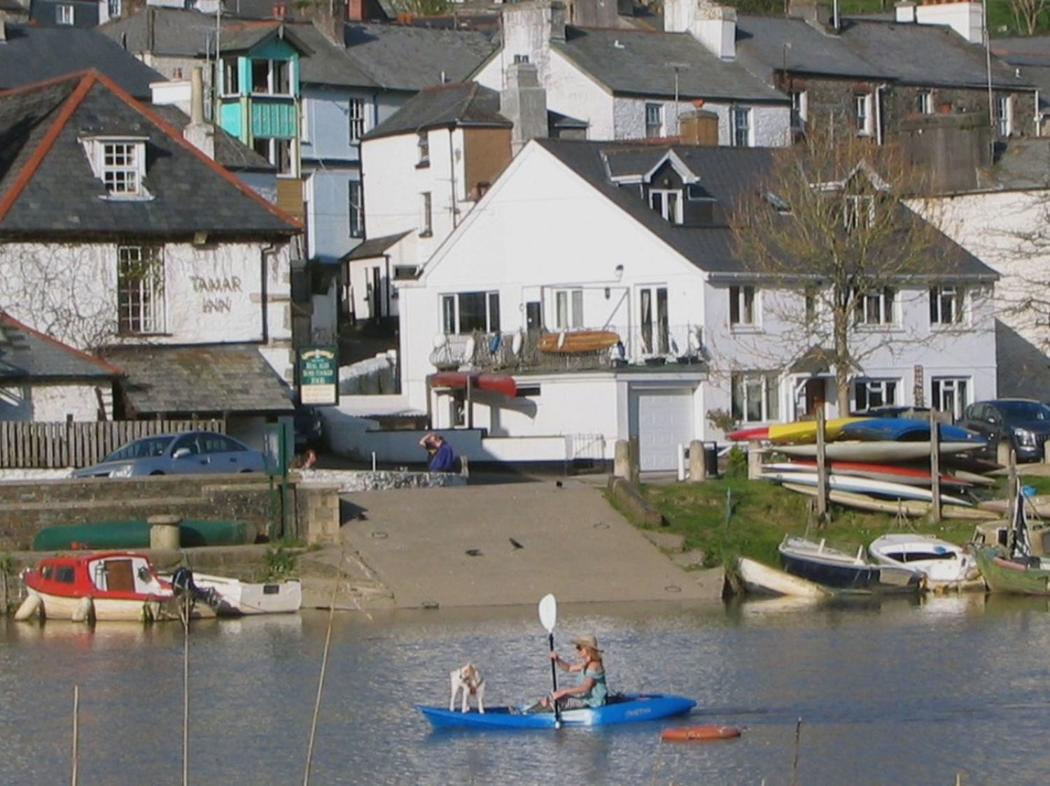 1 River Cottage Calstock Devon Self Catering Holiday