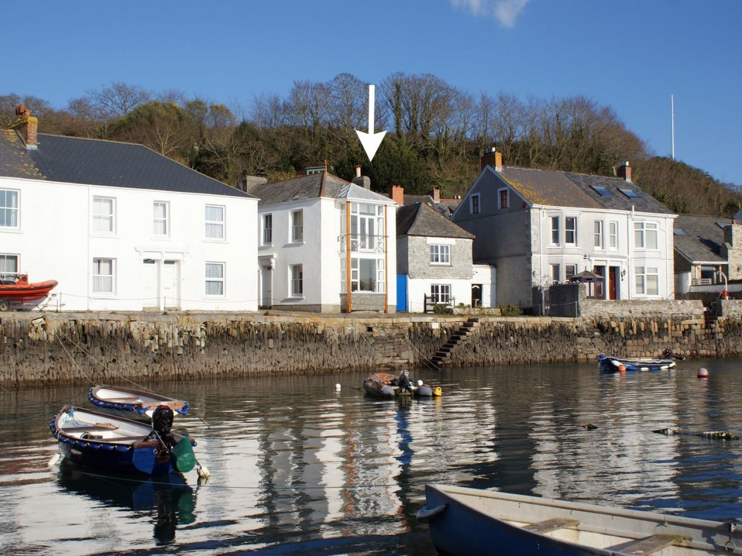 Waterside House | Flushing | Cornwall | Self Catering ...