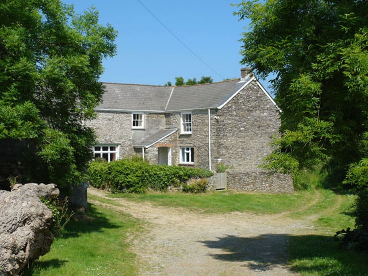 Polcreek Farmhouse - Cornwall - 976471 - photo 1