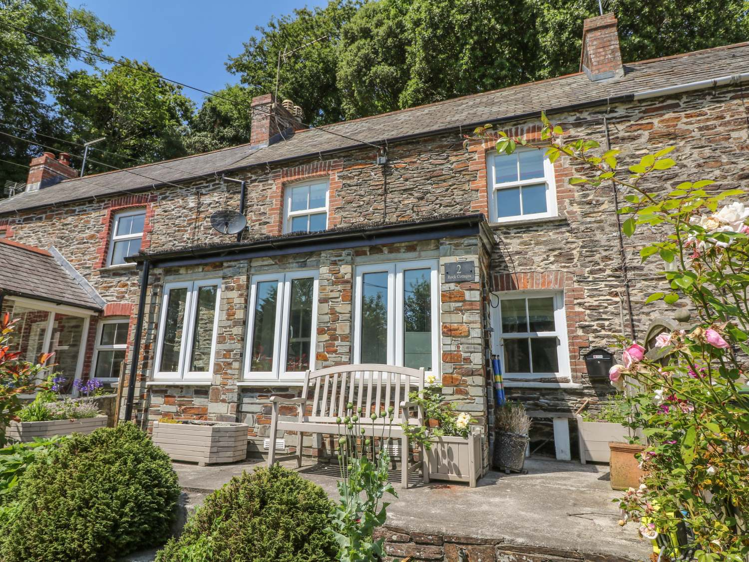 2 Rock Cottage - Cornwall - 983368 - photo 1