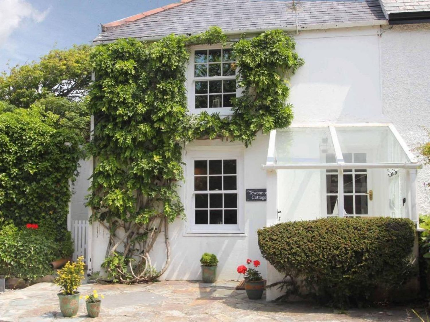 Tewennow Cottage - Cornwall - 983892 - photo 1