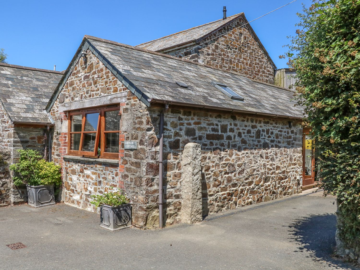 Saffron Cottage - Cornwall - 985807 - photo 1
