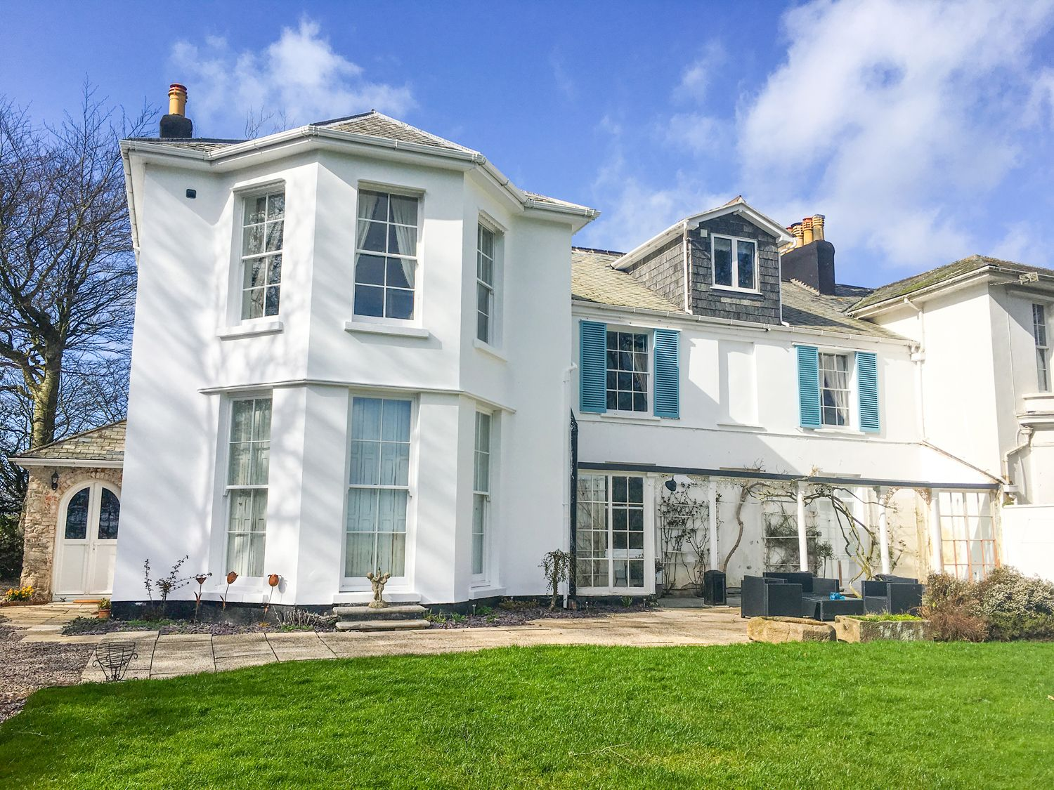 Newton Cross House - Devon - 987973 - photo 1