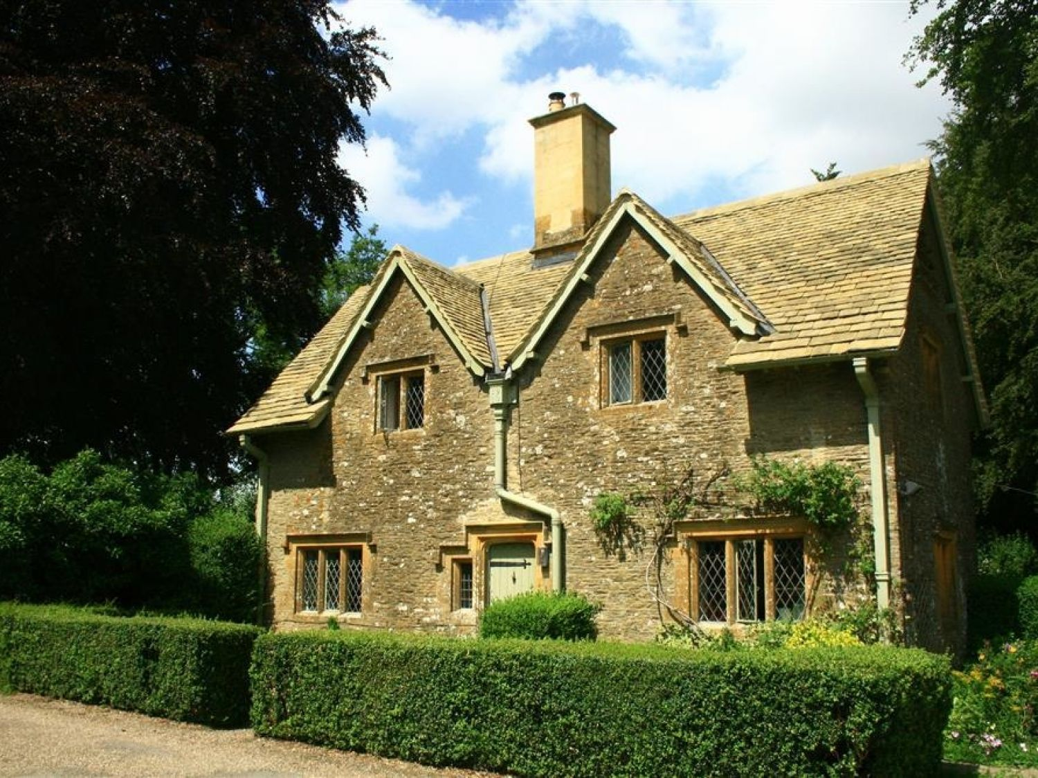 The Lodge, Notgrove - Cotswolds - 988629 - photo 1