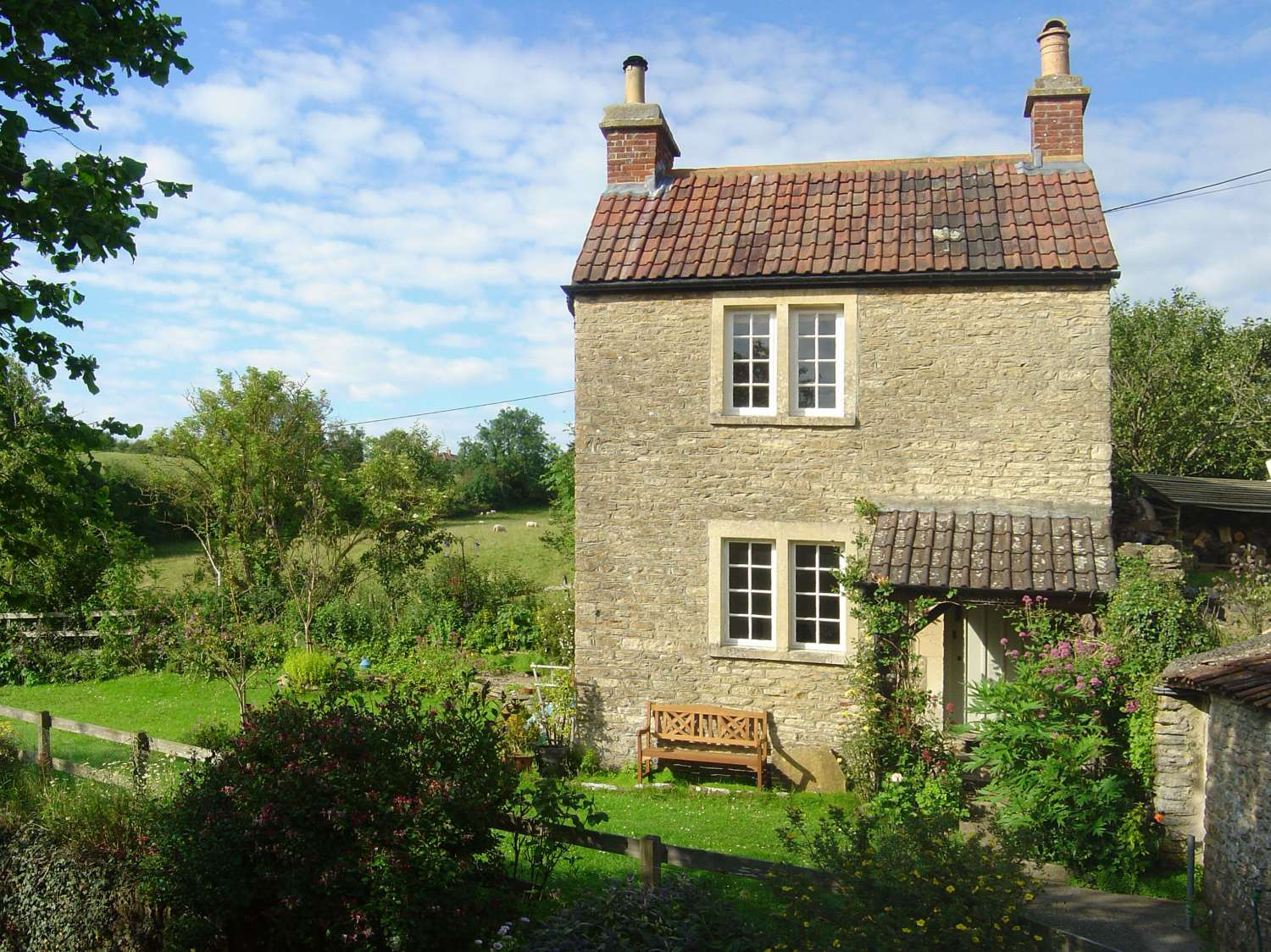 Springfield Cottage - Somerset & Wiltshire - 988718 - photo 1