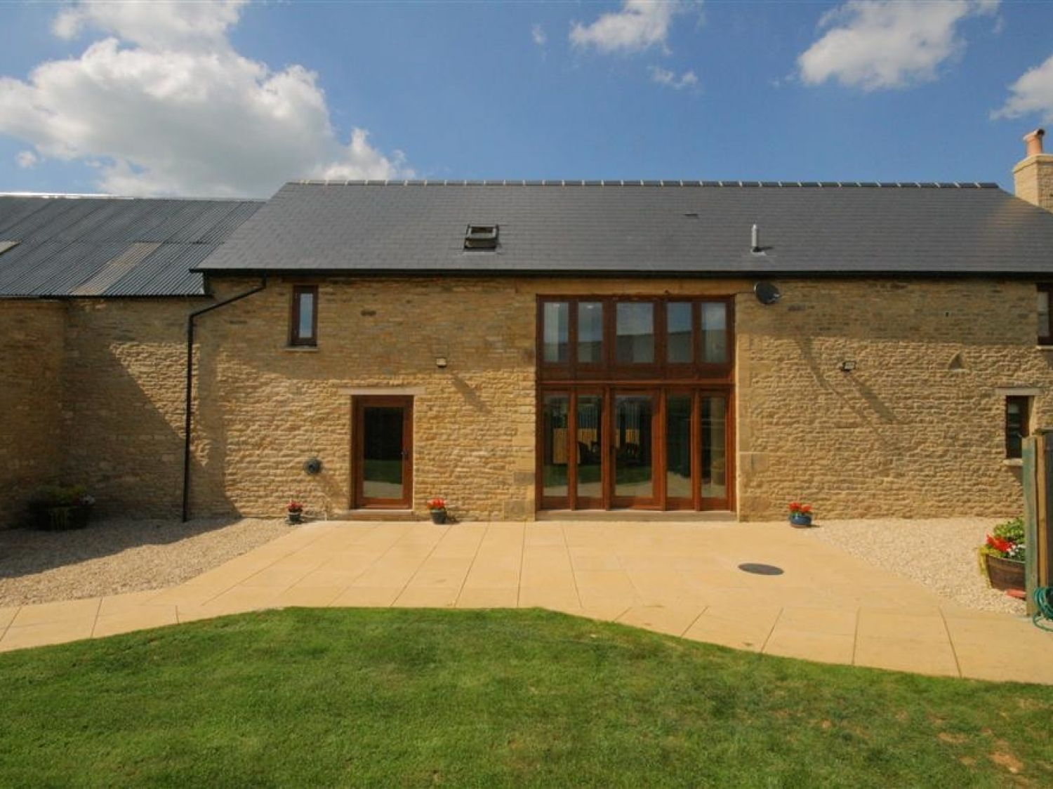 Tithe Barn, Lyneham - Cotswolds - 988828 - photo 1