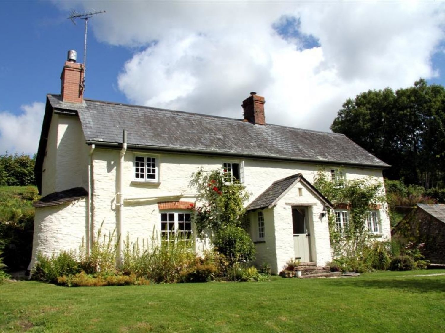 Lower Goosemoor Cottage - Somerset & Wiltshire - 988871 - photo 1
