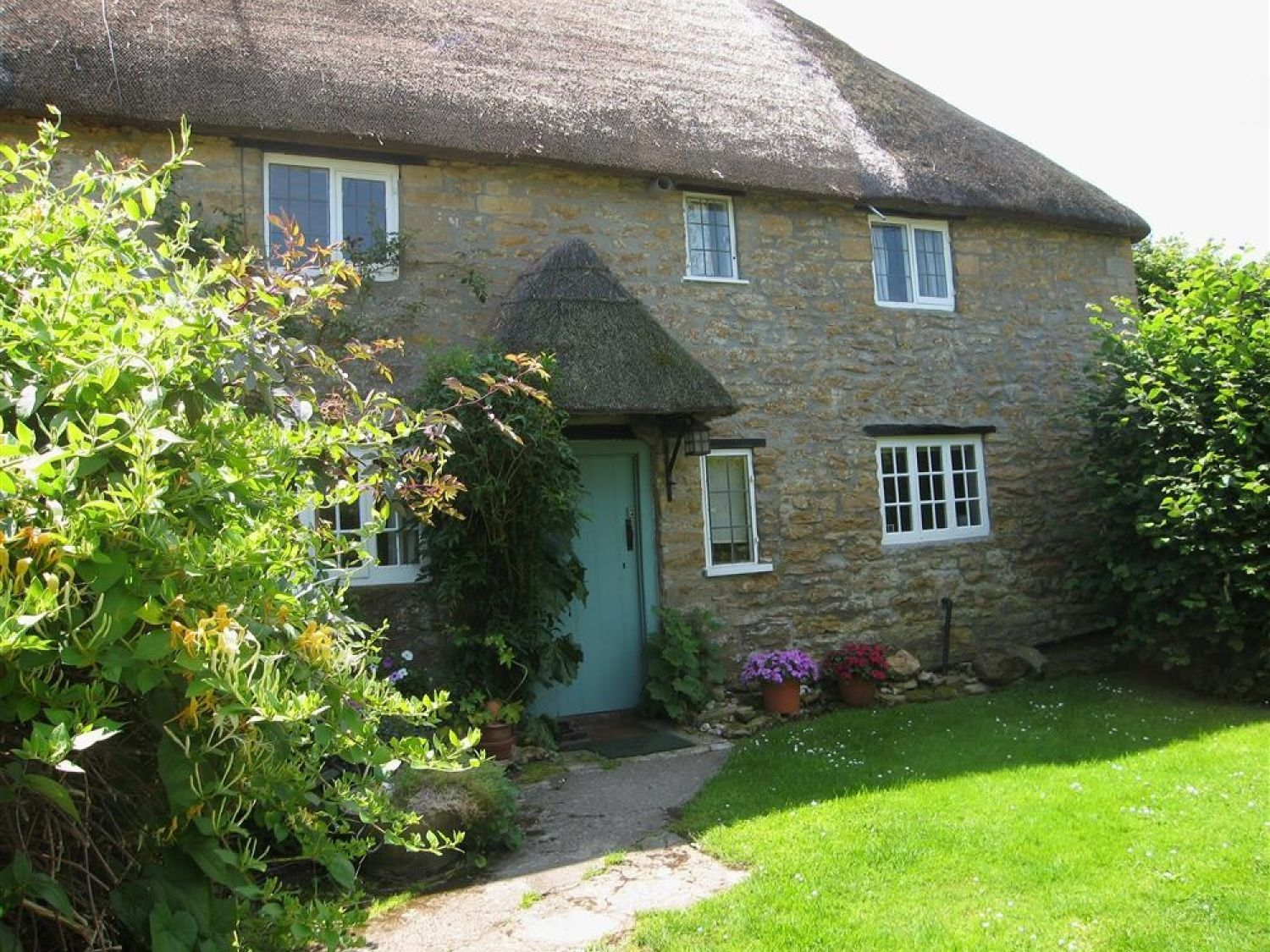 Thatch Cottage - Somerset & Wiltshire - 988928 - photo 1