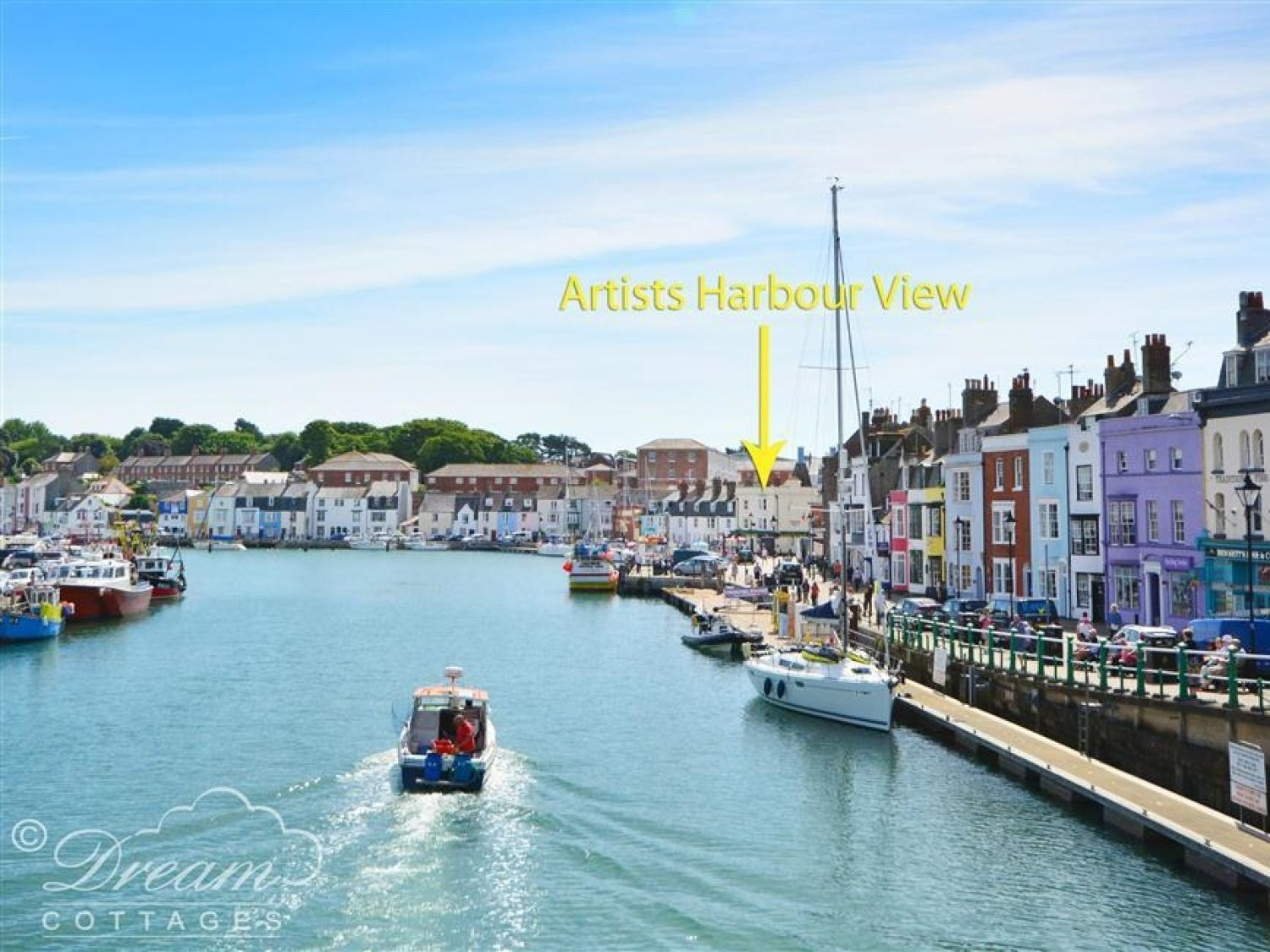 Artists Harbour View 2 - Dorset - 993938 - photo 1