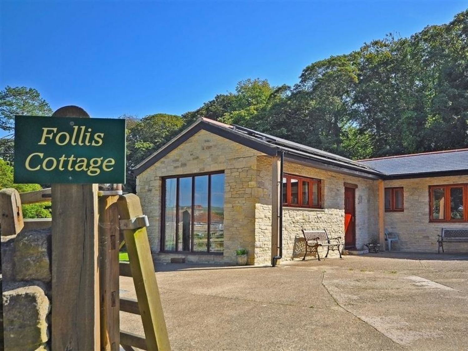 Follis Cottage - Dorset - 994199 - photo 1