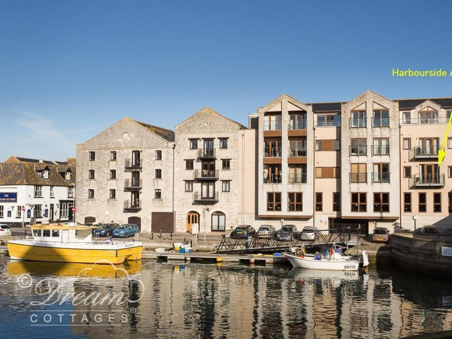 Harbourside Apartment - Dorset - 994242 - photo 1