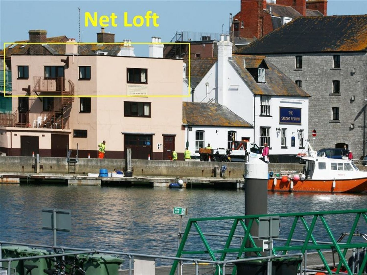 Net Loft - Dorset - 994428 - photo 1