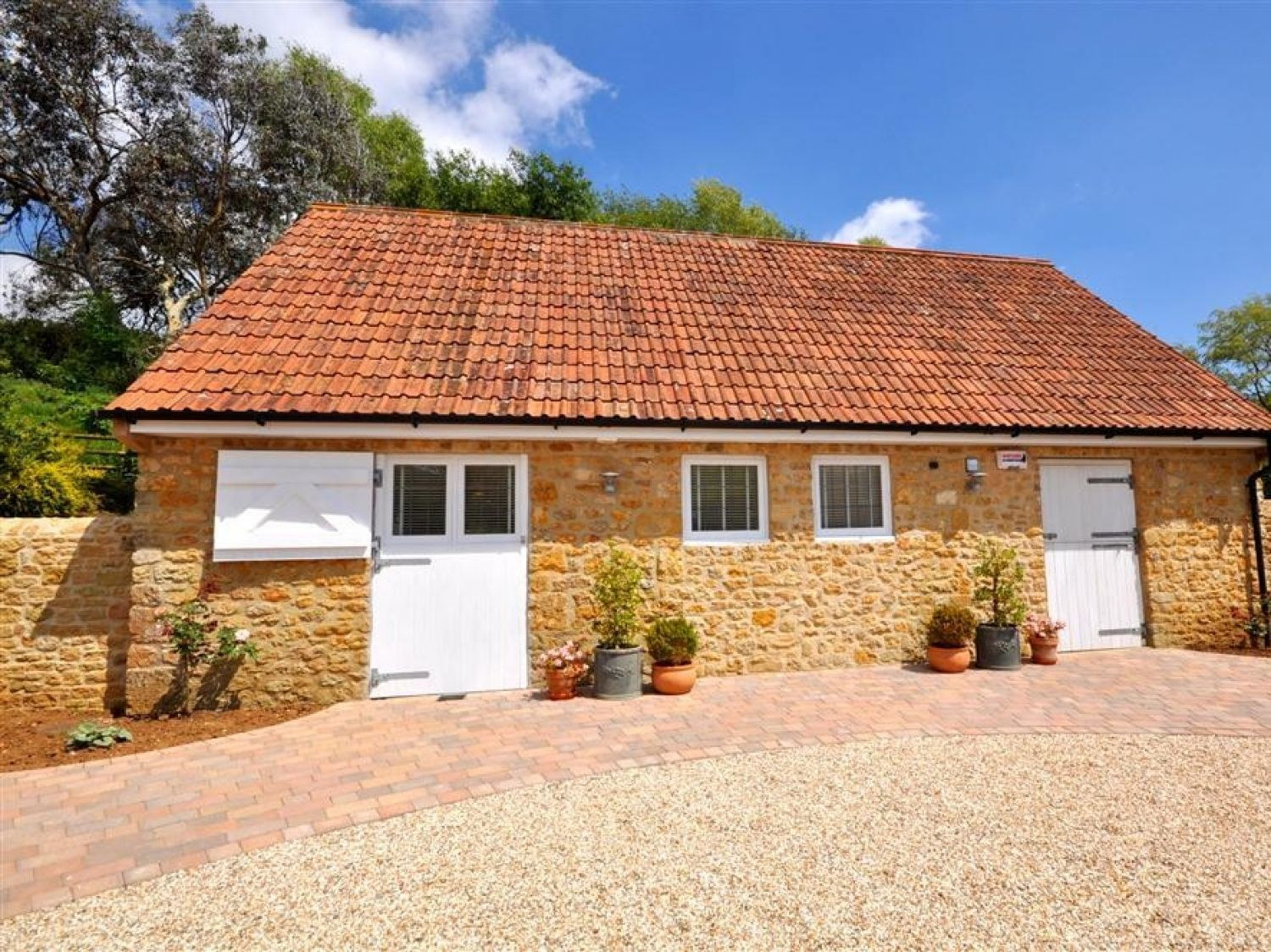 Sweetbriar Cottage - Dorset - 994709 - photo 1
