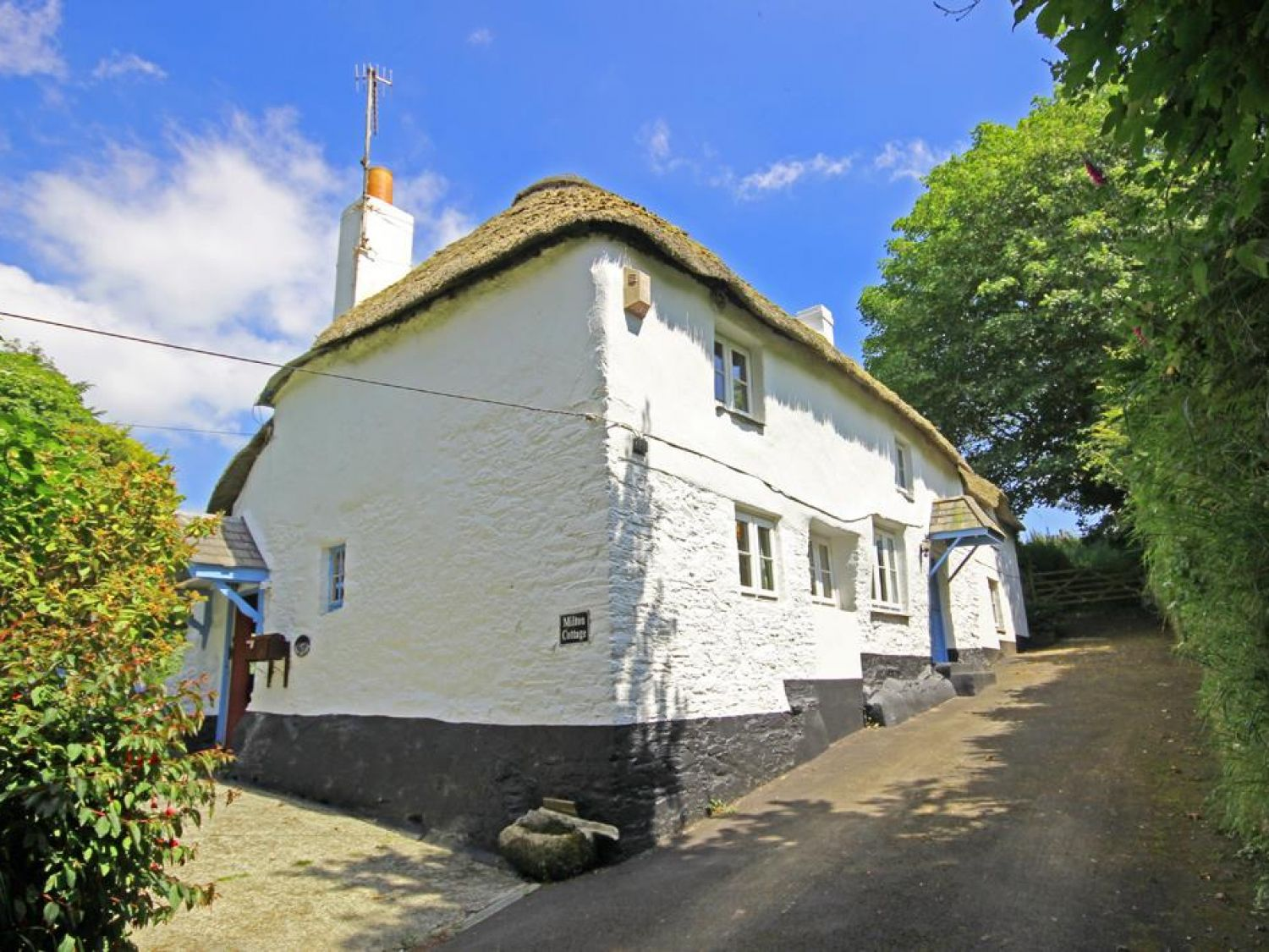 Milton Cottage - Devon - 995639 - photo 1