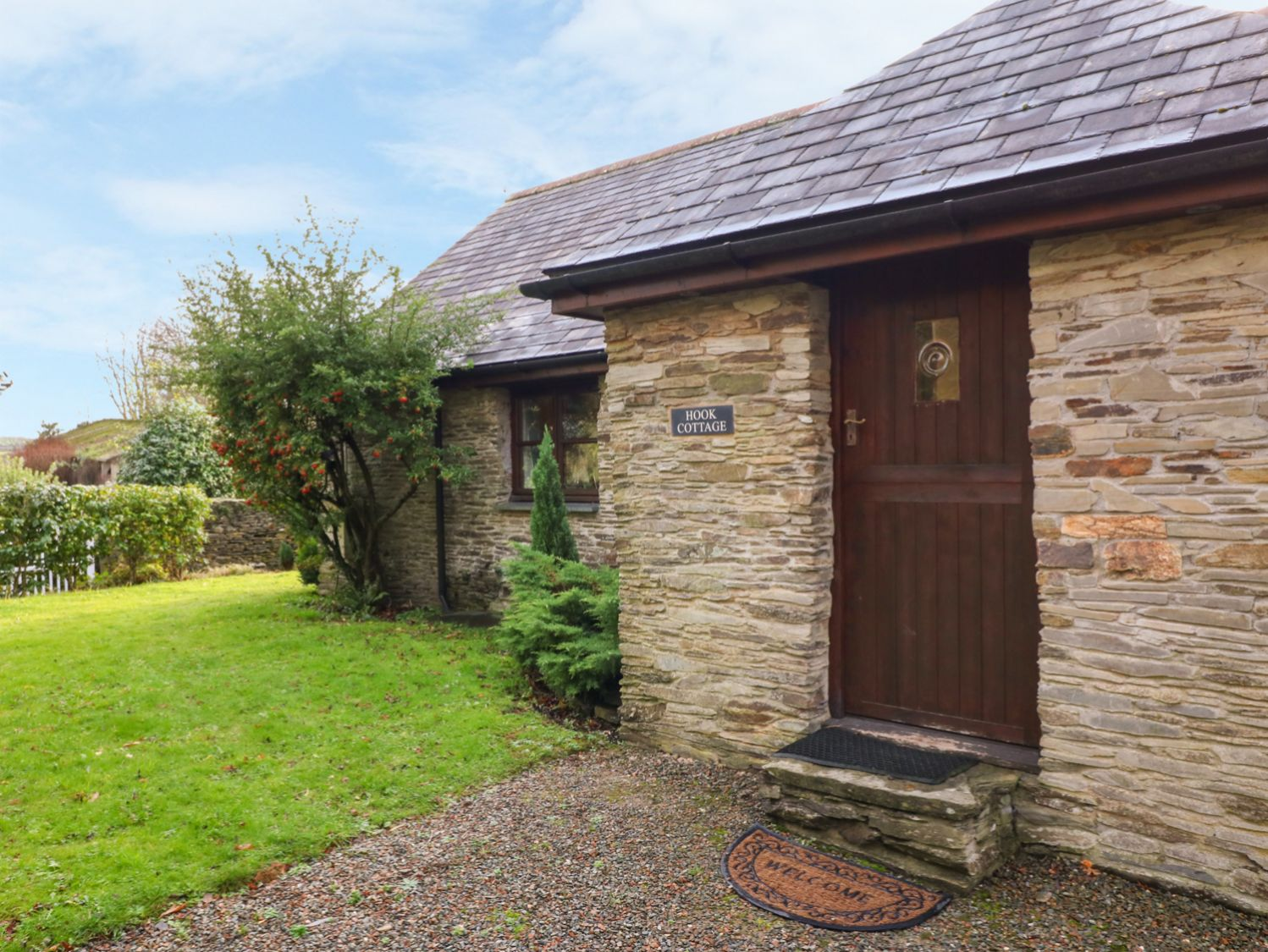 Hook Cottage - Cornwall - 999356 - photo 1