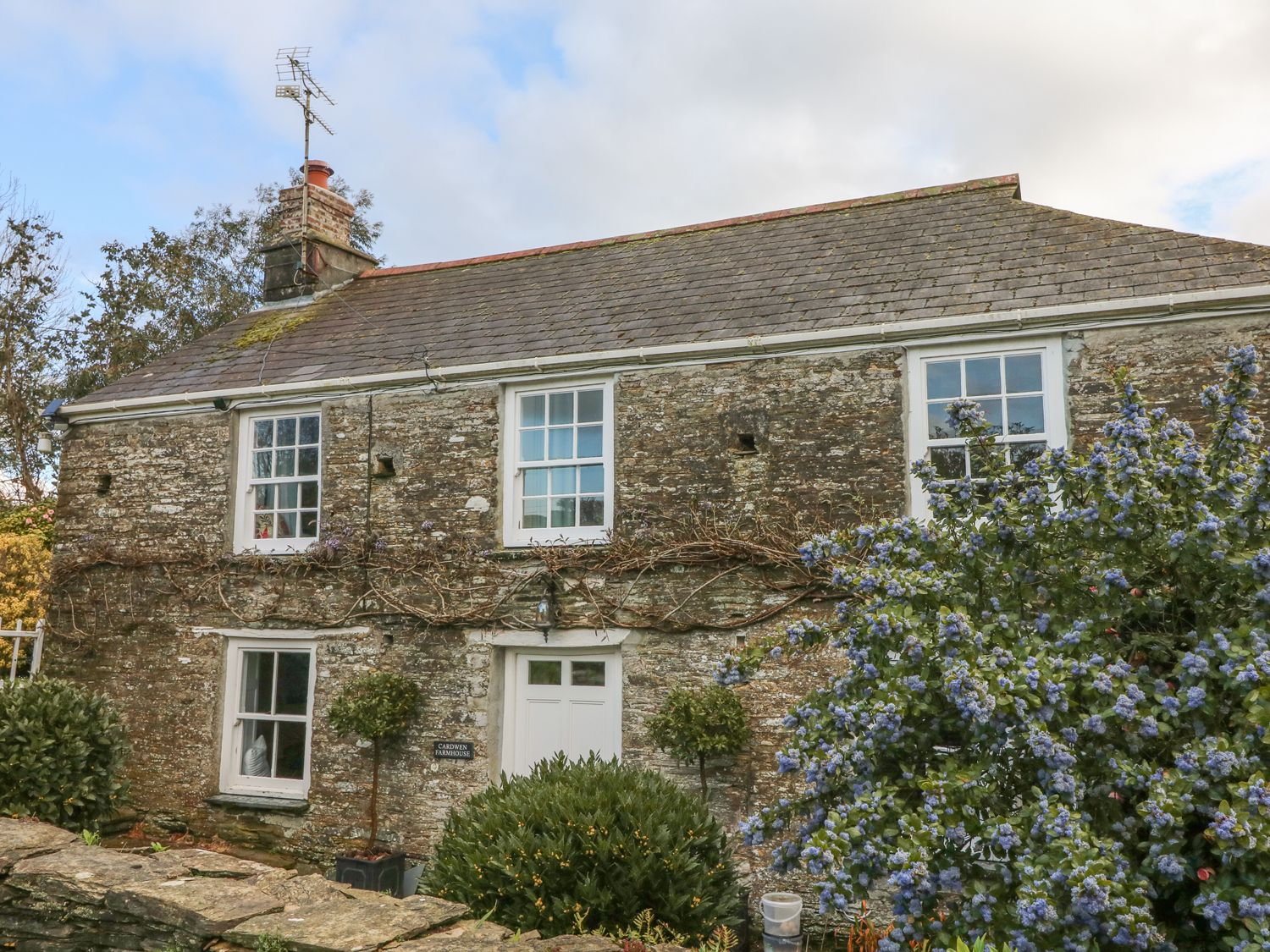 Cardwen Farmhouse - Cornwall - 999357 - photo 1