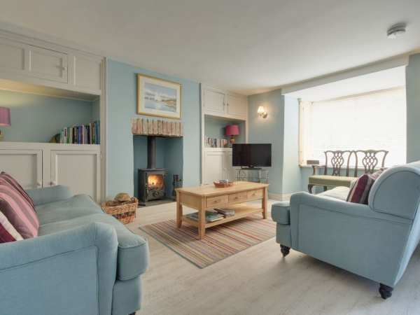 Camelot Cottage | Port Isaac | Scarrabine Fm | Cornwall
