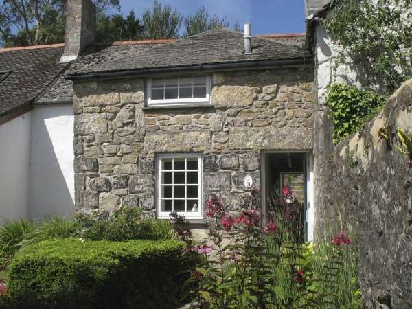 White Duck Cottage Hayle Foundry Cornwall Self
