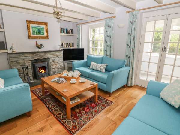 Trenouth Cottage Padstow Rumford Cornwall Self Catering