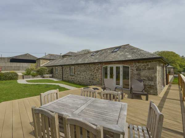 Ogbeare Barn Cottage photo 1