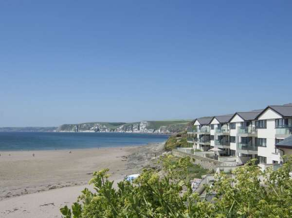 23 burgh island causeway bigbury on sea self catering - Holiday homes in somerset with swimming pool ...