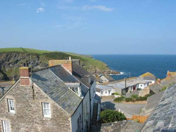 Awe Inspiring Edgehill Port Isaac Cornwall Self Catering Holiday Cottage Interior Design Ideas Inesswwsoteloinfo