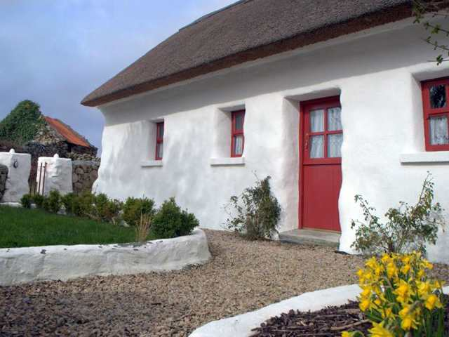 Spiddal Thatch Cottage - 14451 - photo 1